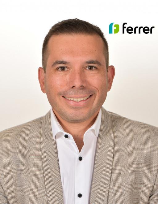 Alejandro Mora, Nuevo Country Manager Del Laboratorio Ferrer Para Centro América Y El Caribe