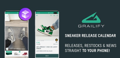 With the Grailify App Everyone Can Wear the 10,000€ Dior X Air Jordan 1 Sneaker on Their Feet Now.