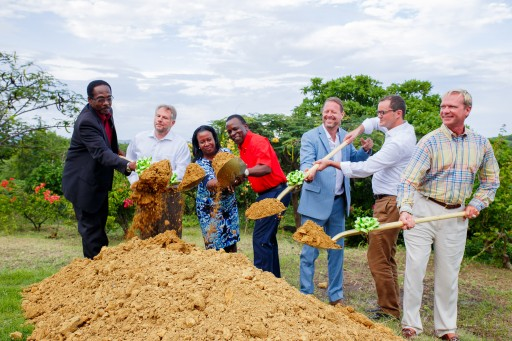 Levera Development Ltd. Breaks Ground on Multi-Million Dollar Project
