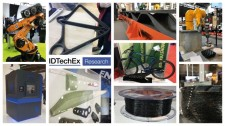 "Wide range of materials, hardware, and parts. All photos by IDTechEx Analysts. For more see ""3D Printing Composites 2020-2030"" (www.IDTechEx.com/3DComp)"