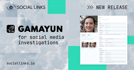 Social Links Announces the Launch of Gamayun for Online Open-Source Investigations