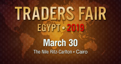 Traders Fair 2019 - Egypt (Financial Event) March 30