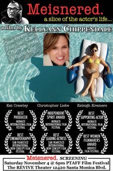 "Kellyann Chippendale presents ""Meisnered"" at PTAFF"