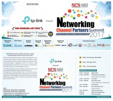 NCN/NSS Networking Channel Partners summit 2017