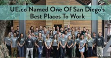 UE.co Named One of San Diego's Best Places to Work