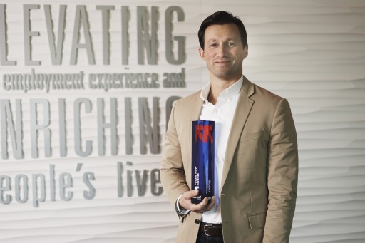 Nextep Wins Award for Using Technology to Enhance Customer Service
