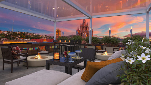 Elite Alliance Introduces New Residence Club in Downtown San Miguel De Allende, Voted the #1 City in the World by Travel + Leisure