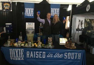 Dixie Southern Vodka linking with nonprofit partners in each market it operates