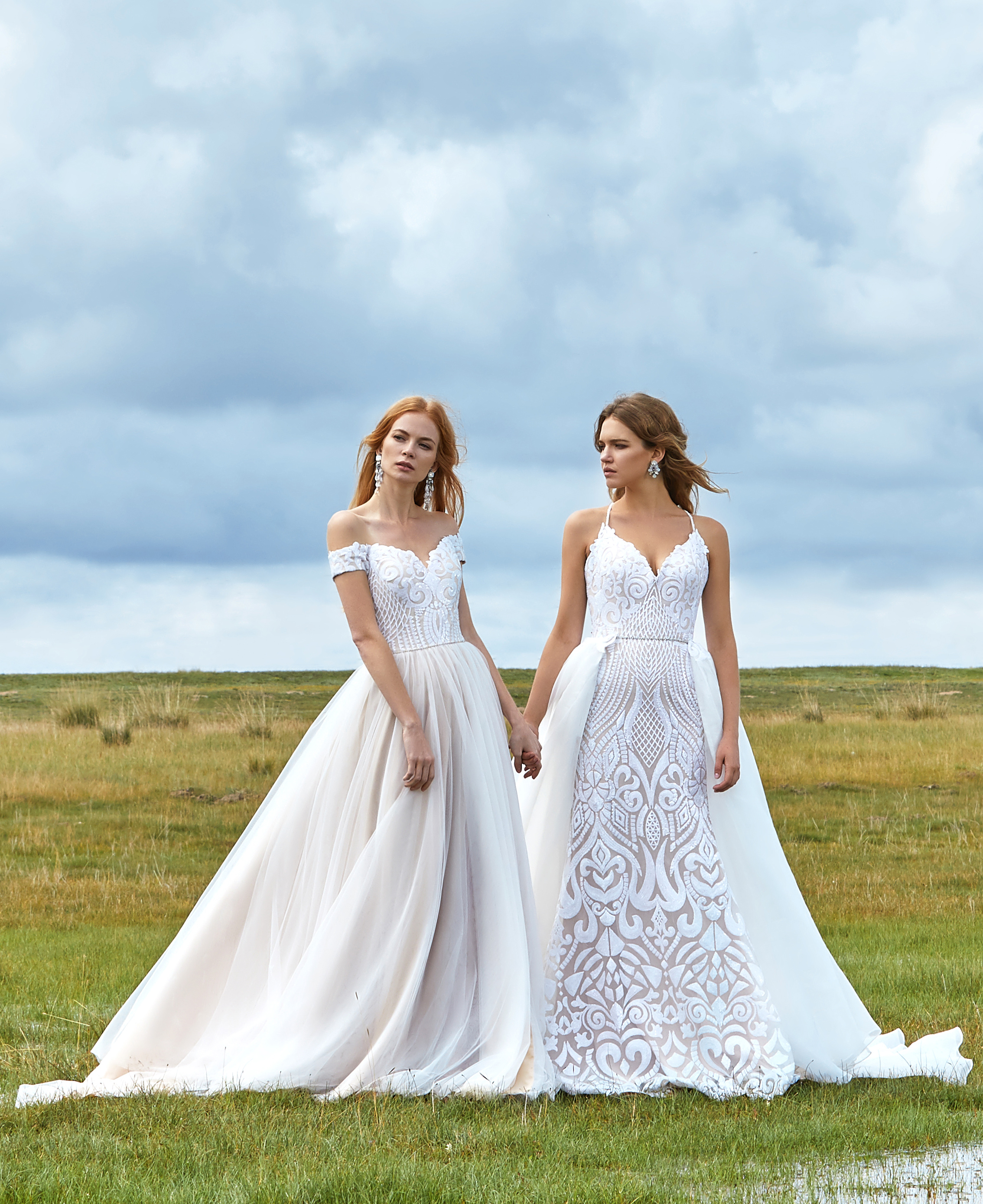 6b782fb9bcb53 CocoMelody Introduced Their Captivating New Bridal Collection for 2019