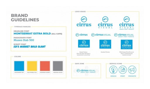 Cirrus Gets a Brand New Brand!