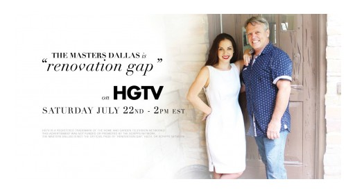 Introducing Renovation Gap - HGTV's New Renovation Show With a Dynamic Duo