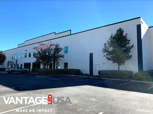 Vantage LED USA Moved Headquarters Back Home to Corona, CA