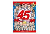 The 45 Presidents Activity Book