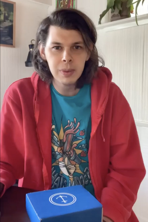 The Influencer Marketing Factory Talent, Matty Cardarople, Supports Born This Way Foundation