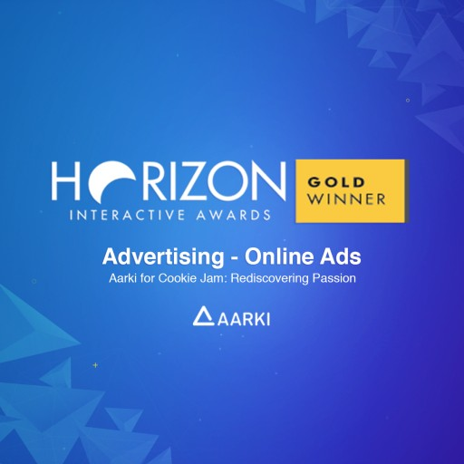 Aarki Wins at the 17th Annual Horizon Interactive Awards Competition