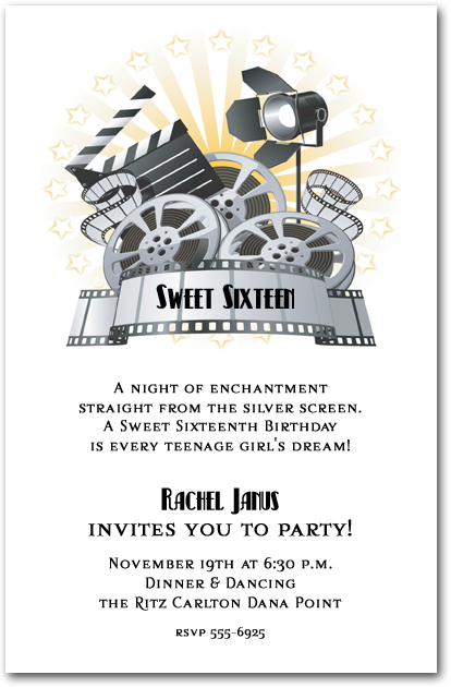 party invitation wording collection just released by announcingit