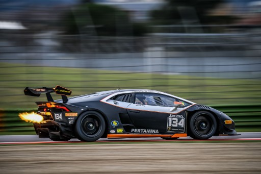 Series Championships Decided in Imola for Lamborghini Super Trofeo North America