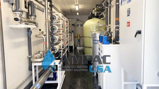 The Need for Reverse Osmosis - Industrial Reverse Osmosis and Commercial Reverse Osmosis is Rising: AMPAC USA Strives to Meet that Need