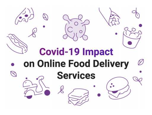 Research Offers an Insight on Covid-19's Impact on Online Food Delivery Services