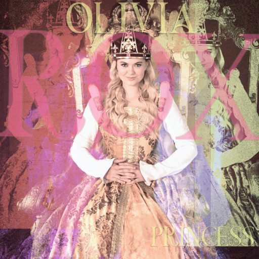 Pop Artist Olivia Rox Gets Married ... in Her New Music Video 'Princess'