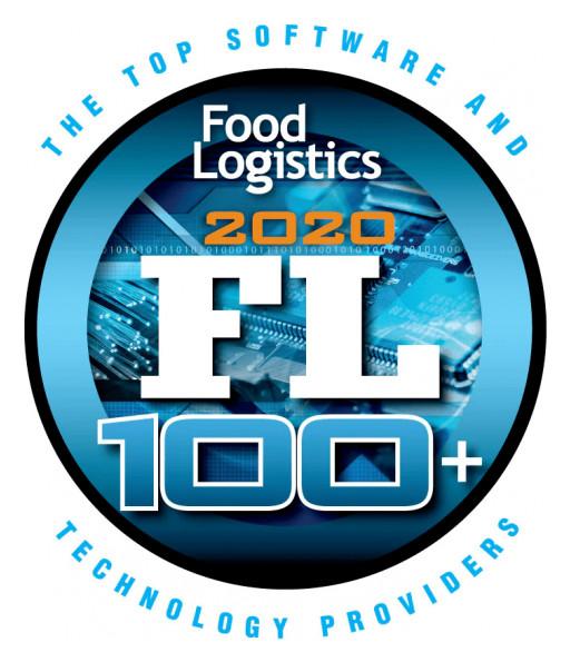 ZUUM Transportation Named Food Logistics' 2020 FL100+ Top Software and Technology Provider