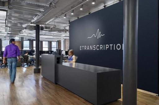 Medical Transcription Service ETranscription Launches New Platform