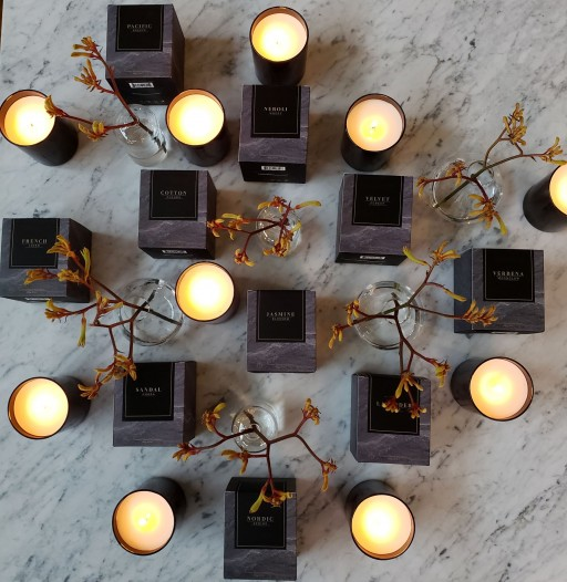 ZGO Perfumery Launches Candle Collection