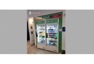 SandStar Smart Kiosk @Charlotte Douglas International Airport
