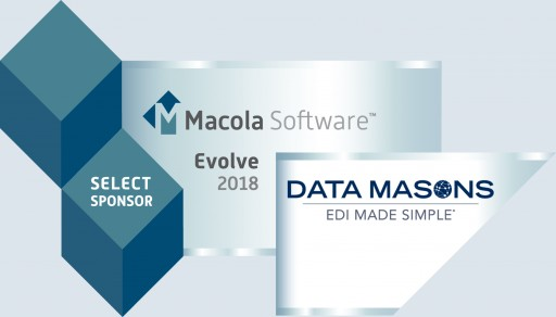 Data Masons is Pleased to Sponsor Macola Evolve in 2018