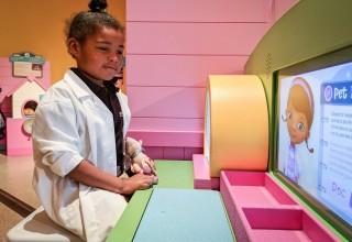 Reading Public Museum - Doc McStuffins Exhibition