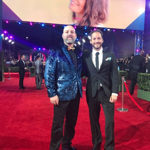 Walter Martino 'Million Dollar Chef' and Ignacio Gana, Official Artist for the 18th Annual Latin GRAMMY Awards(R) Unveiled Their Prestigious 'Golden Splash Media Tour' in Las Vegas and Set Their Miami Art Basel Premiere