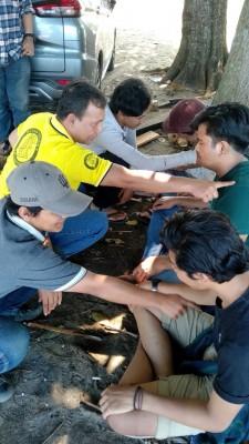 Responding to the tsunami