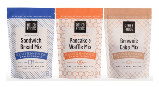 Other Foods Grain-Free Paleo-Friendly Baking Mixes to Debut at Expo West