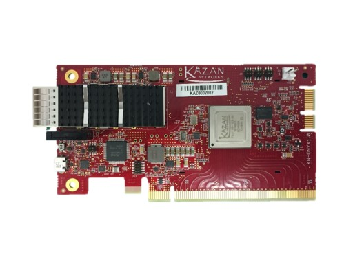 Kazan Networks Announces NVMe-oF ASIC Production Release