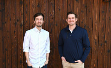 Teal's Co-Founders Robby Hamblet (left) and Michael Johnston (right)