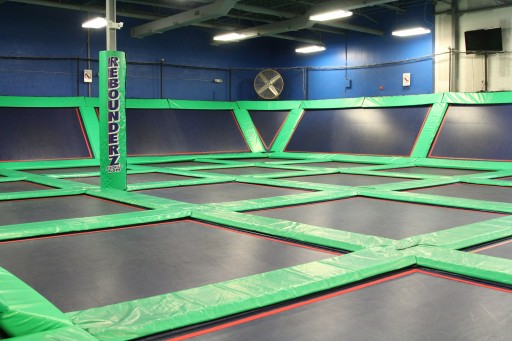Rebounderz Transforms Into a Premier Family Entertainment Center (FEC)