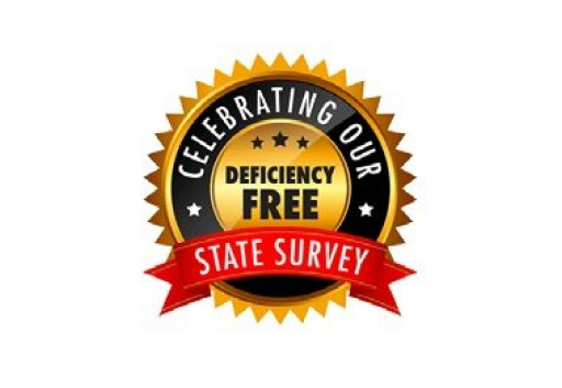 Cardinal Court Alzheimer's Special Care Center Receives Deficiency-Free Annual State Survey