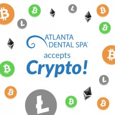 Atlanta Dental Spa accepting Crytocurrency