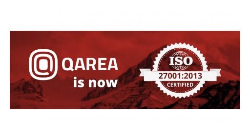 QArea's Team is Now ISO 27001 Certified
