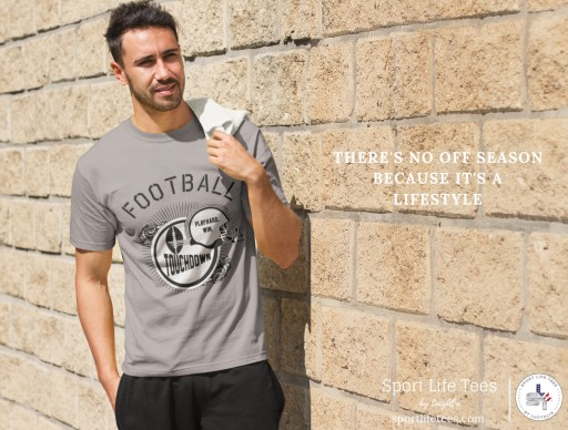 Sport Life Tees: Offering Artisan Fashion Catering to Sports Enthusiasts