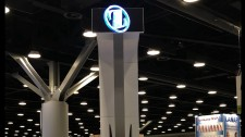Holographic Trade Show Display Uses Hypervsn Technology from TLC Creative
