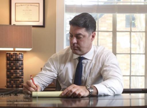 Biran White, personal injury attorney in Houston, TX