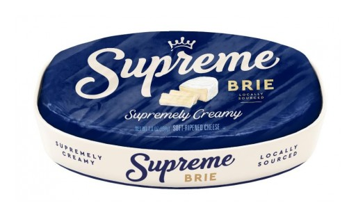 Savencia Cheese USA Launches Supreme Brie