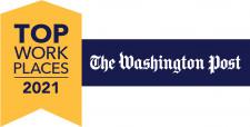 Washington Post Workplace Banner