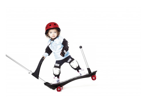 The ookkie™The World's Safest Skateboard for Kids