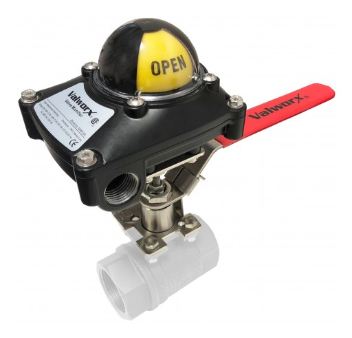 Valworx Announces New Product Line Release: Manual Limit Switch