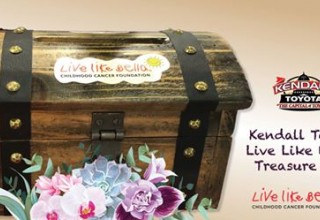 Kendall Toyota Partners with Live Like Bella