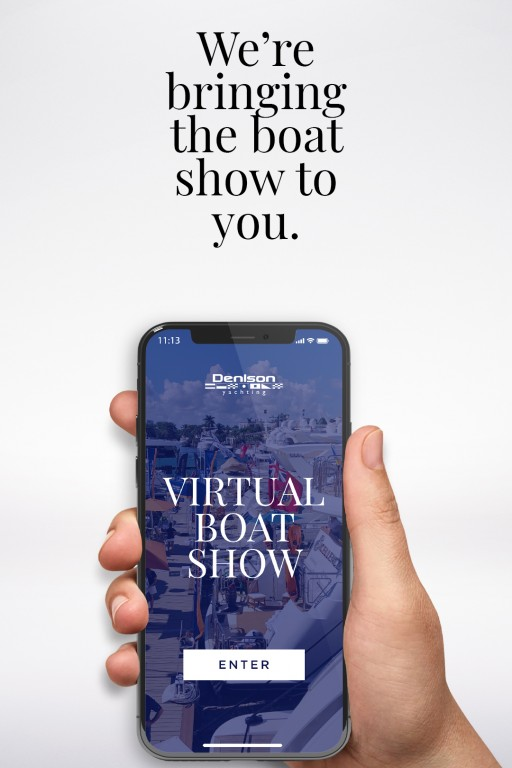 Virtual Boat Show Launched by Yachting Firm