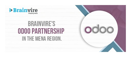 Brainvire Bags Odoo Partnership in the MENA Region