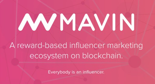 Mavin: Reward-Based Influencer Marketing on the Blockchain